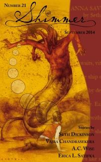 Shimmer #21, Sep 2014