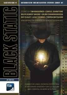 Black Static #41, Jul 2014